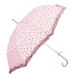 Bombay Duck Umbrella Carousel Spotty pink