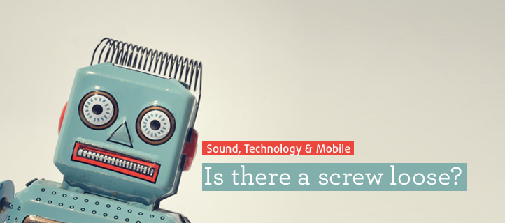 Sound, Technology & Mobile