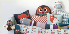 Pillows and Bed Linens for Kids