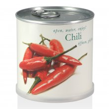 Chili in Can