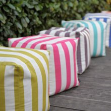 Bean Cube Outdoor Classic Stripes