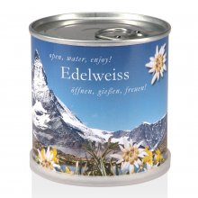 Edelweiss in Can