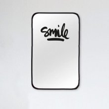 Mirror Decal Smile