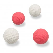 Set of 4 Replacement Golf Balls