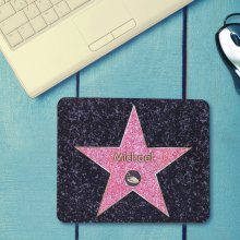 Personalized Mouse Pad Walk of Fame