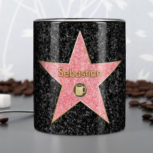 Personalized Mug Walk of Fame