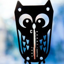 Thermometer Owl