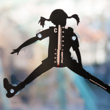 Thermometer Pippi Jump
