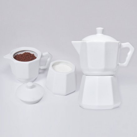 Thumbs Up Moka Coffee Jar