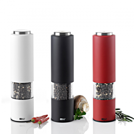 AdHoc Electric Pepper or Salt Mill Tropica