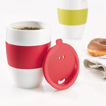 Koziol Insulated Cup Aroma to go with lid