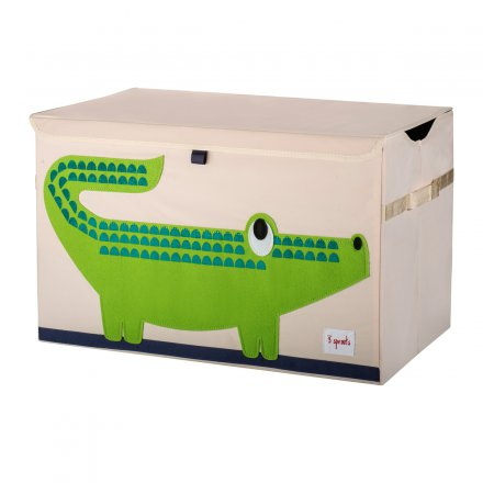 3 sprouts Storage Toy Chest Crocodile