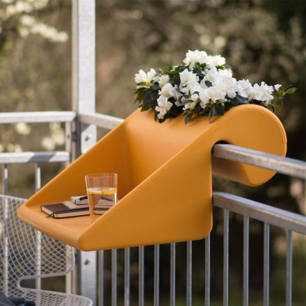rephorm balKonzept Balcony Table-Flower Box-Combo