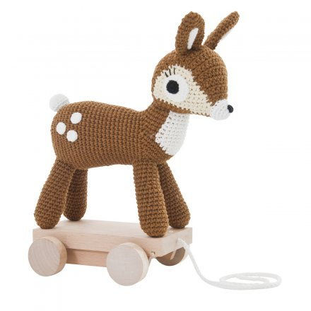 Sebra Deer on Wheels