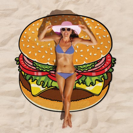 Beach Blanket Gigantic Burger