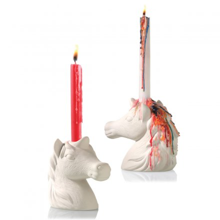 Candle Holder Unicorn