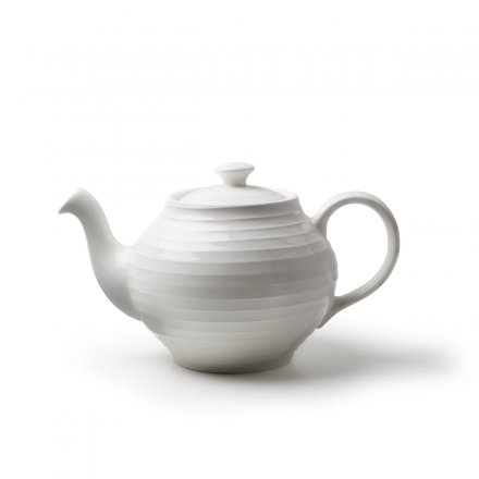 Design House Stockholm Teapot Blond white/stripe