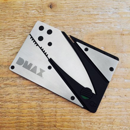 Credit Card Knife DMAX