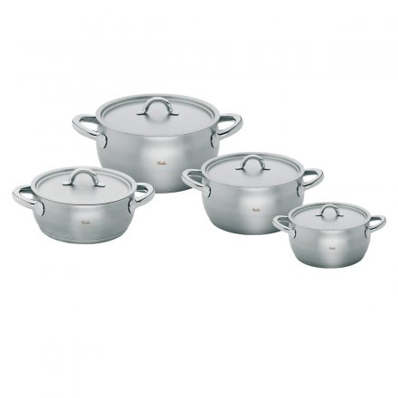 Fissler fiamme 4-piece Pot Set