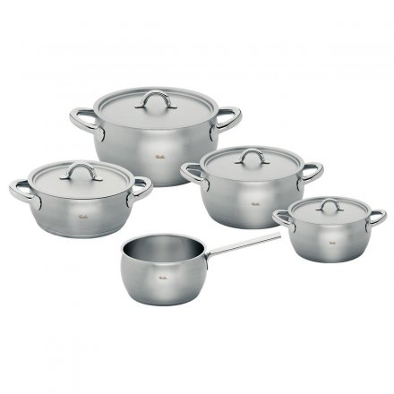 Fissler fiamma 5-piece Pot Set