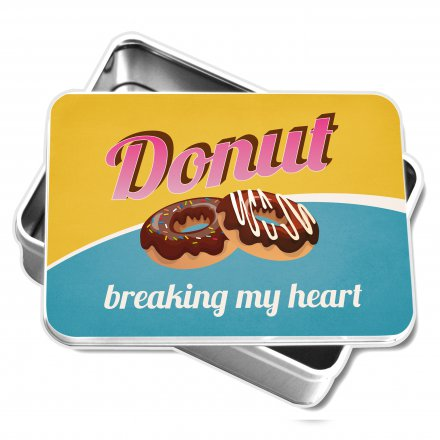 Personello Exclusive Personalized Gift Box DONUT breaking ...