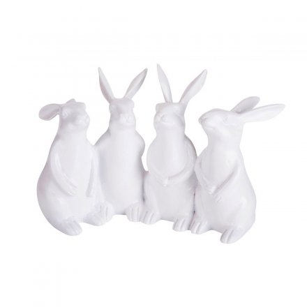 Gift Company Deco Rabbits Mrs. Schmidt Girls' Night