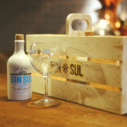 Gin Sul The Case Gift Set