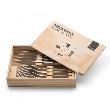 höfats Steaktools 8-pc set