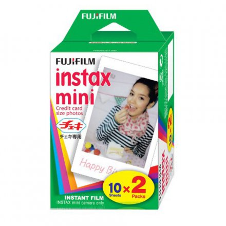 Fujifilm Film for Instant Camera Instax Mini