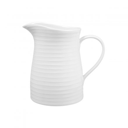 Design House Stockholm Creamer Blond white/stripe, 0.6 l.