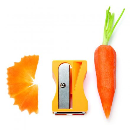 Monkey Business Vegetable Sharpener and Peeler Karoto yellow