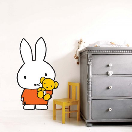 KEK Amsterdam Miffy Wall Sticker Miffy XL