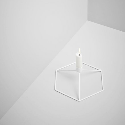 Menu Candle Holder POV Table matt