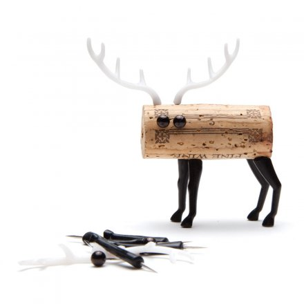 Monkey Business Cork Animal Corkers Deer