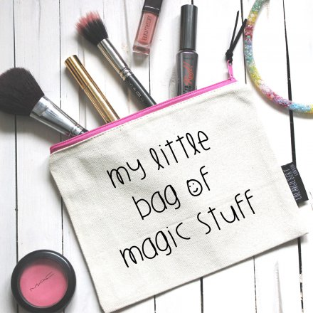 Make-up Bag This Bag...
