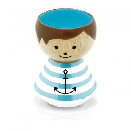 Bordfolk Eggcup Boy Sailor