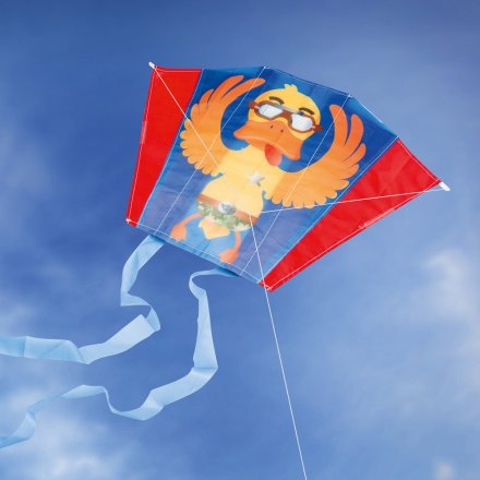 Donkey Products Mini Kite in a Can Captain Q. Fred