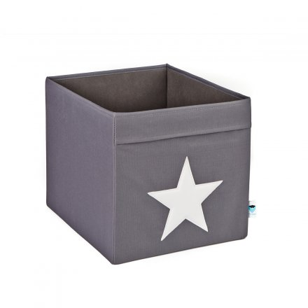Store.It Storage Box Star large grey/white