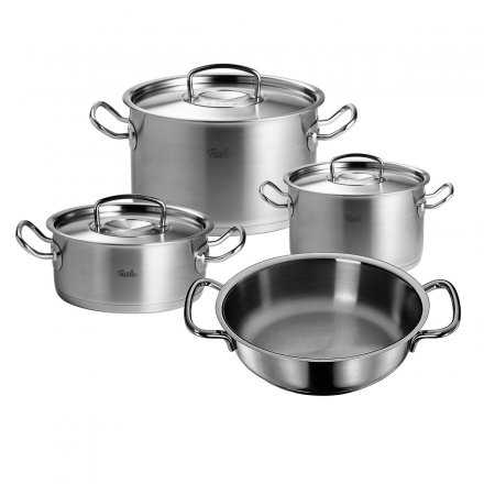 Fissler original pro collection 4-piece Pot Set