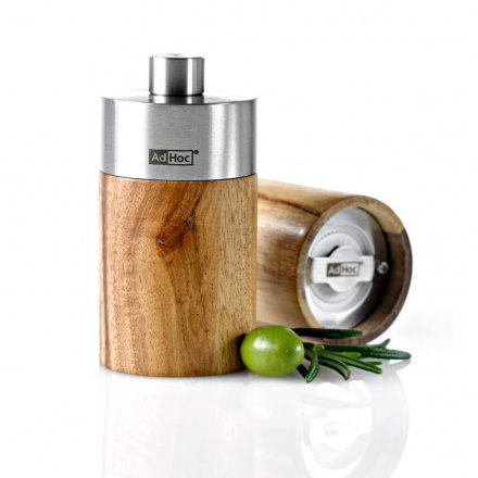 AdHoc Pepper or Salt Mill Willi