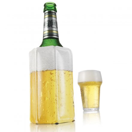 Vacu Vin Bottle Cooler Rapid Ice Beer Cooler