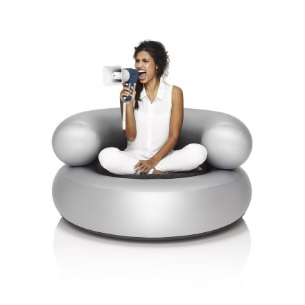 fatboy Inflatable Ch-AIR with Cushion