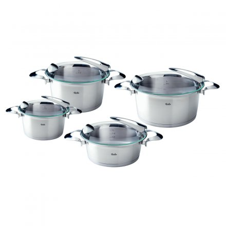 Fissler solea Pot Set 4-piece