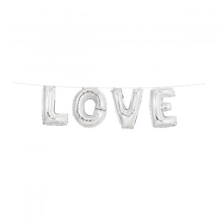 Balloon Garland Love