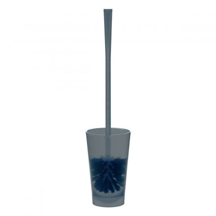 Koziol Toilet Brush Rio transparent anthracite