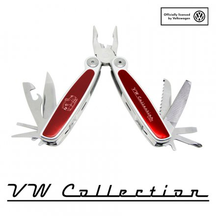 Multitool VW Bus red