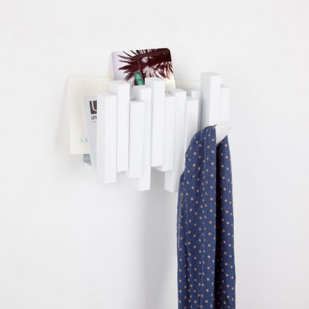 Coat Rack Sticks Multi Hook