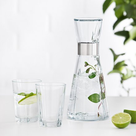 Rosendahl Grand Cru Water Carafe and Two Tumblers