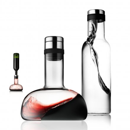 Menu Wine breather & Water Bottle Set New Norm
