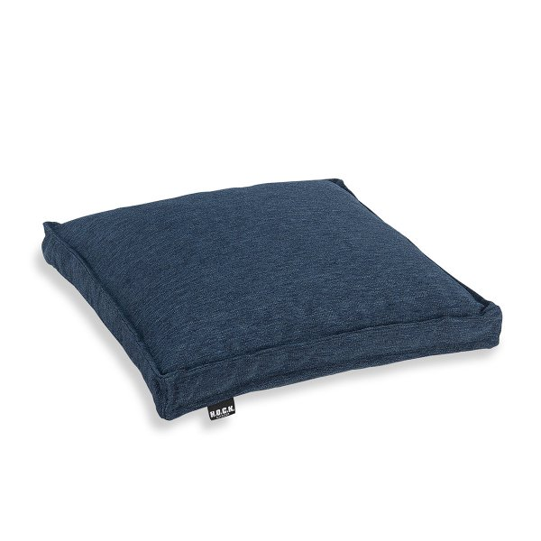 H.O.C.K. Seat Cushion Outdoor Denim Blue
